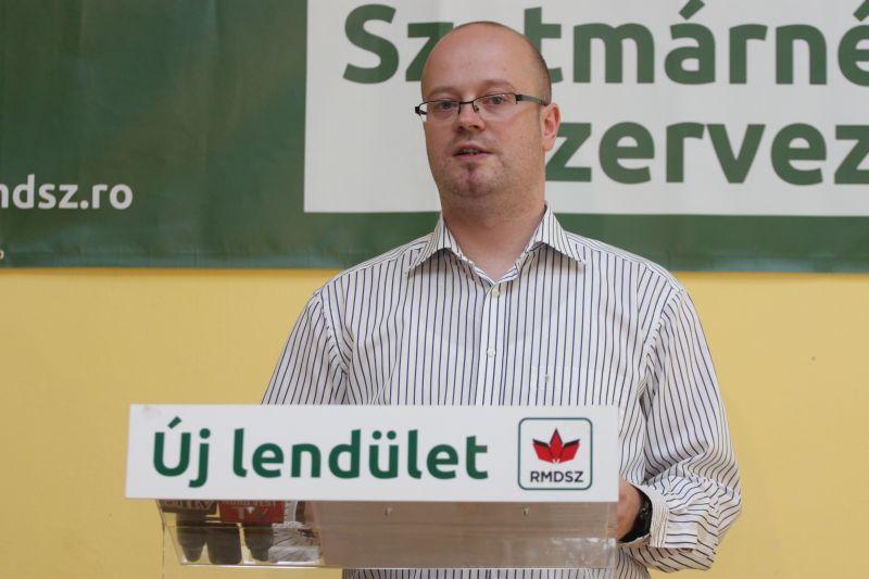Deputatul UDMR Gabor Kereskenyi (FOTO: voceatransilvaniei.ro)