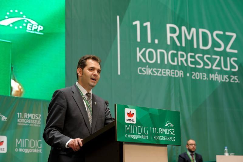 Primarul UDMR din Sfântu Gheorghe Antal Arpad Andras (FOTO: facebook.com)