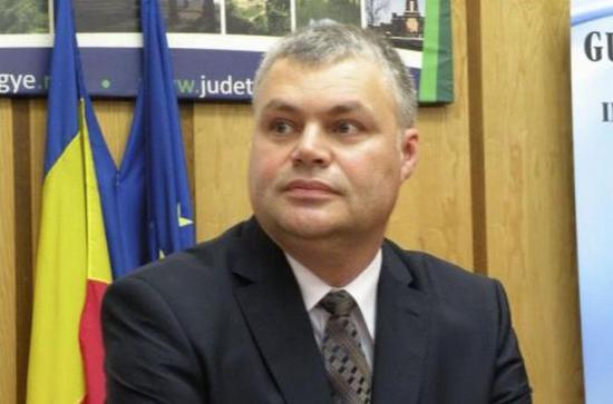 Noul prefect al județului Harghita este un militant activ al propagandei autonomiste maghiare (FOTO: antena3.ro)