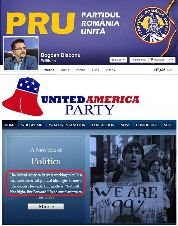 America-Unita-United-America-Party-Romania-Unita-Bogdan-Diaconu