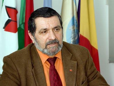 Albert Almos, fost primar al municipiului Sfântu Gheorghe (Vargyasi Levente / MEDIAFAX FOTO)