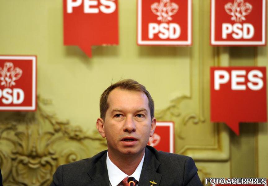 Deputatul PSD Mihai Sturzu