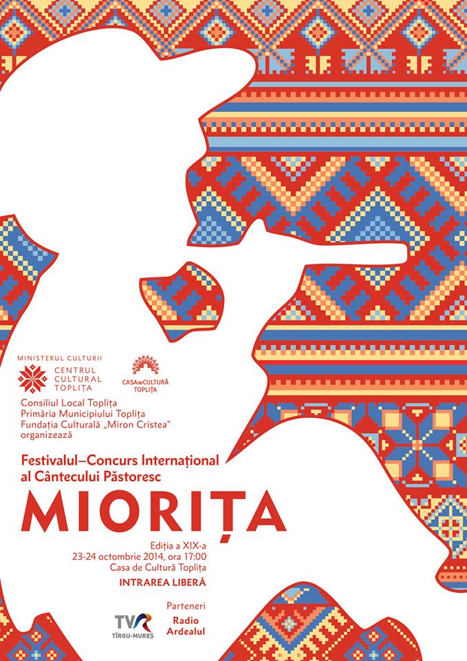 Festivalul-Concurs Internațional al Cântecului Păstoresc Miorița