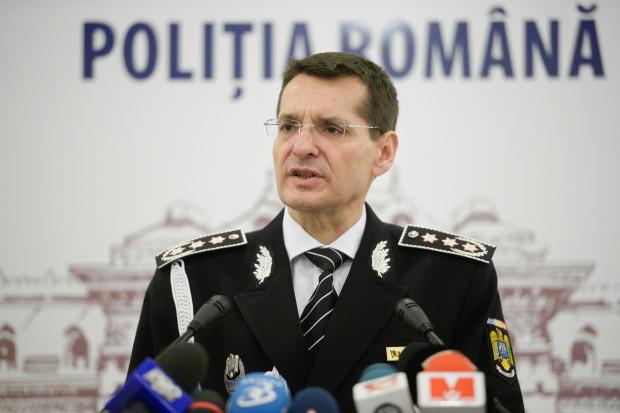 Petre Tobă, Inspectorul General al Poiției Române (FOTO: stirileprotv.ro)