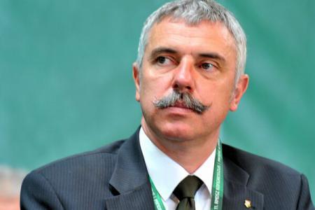 Groful UDMR Tamas Sandor, președintele CJ Covasna (FOTO: agerpres.ro)