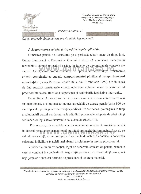 Inspectia Judiciara ofensa adusa insemnelor nationale maghiar Covasna 3