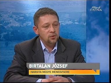 Birtalan József, membru UDMR și președinte ANFP ignoră o sentință definitivă a Înaltei Curți de Casație ți Justiție (FOTO: nava.hu)