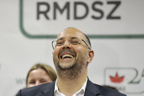 Kelemen Hunor, president of DAHR (FOTO: gândul.info)