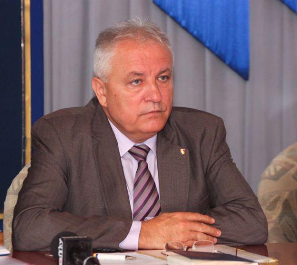 Prefectul Eugeniu Avram, complicele grofului UDMR din Carei (FOTO: gazetanord-vest.ro)