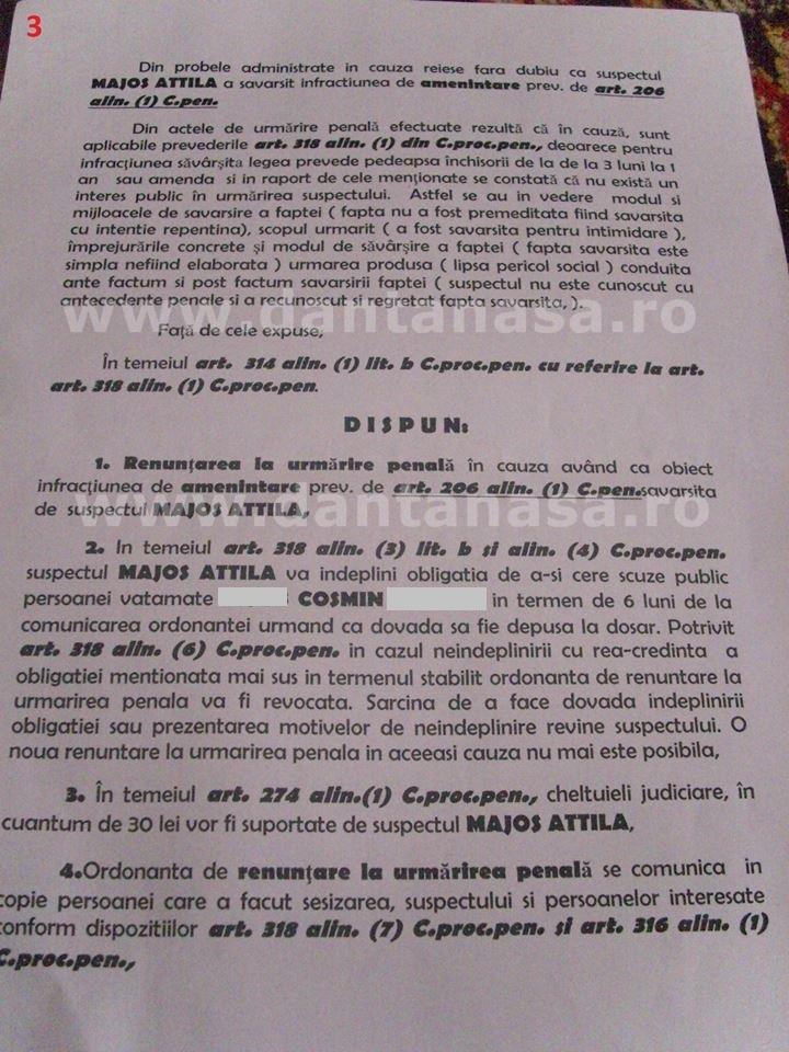 rezolutie parchet cosmin ameninari cu moartea maghiar 3