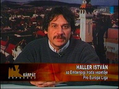 Haller Istavan (FOTO: hava.hu)