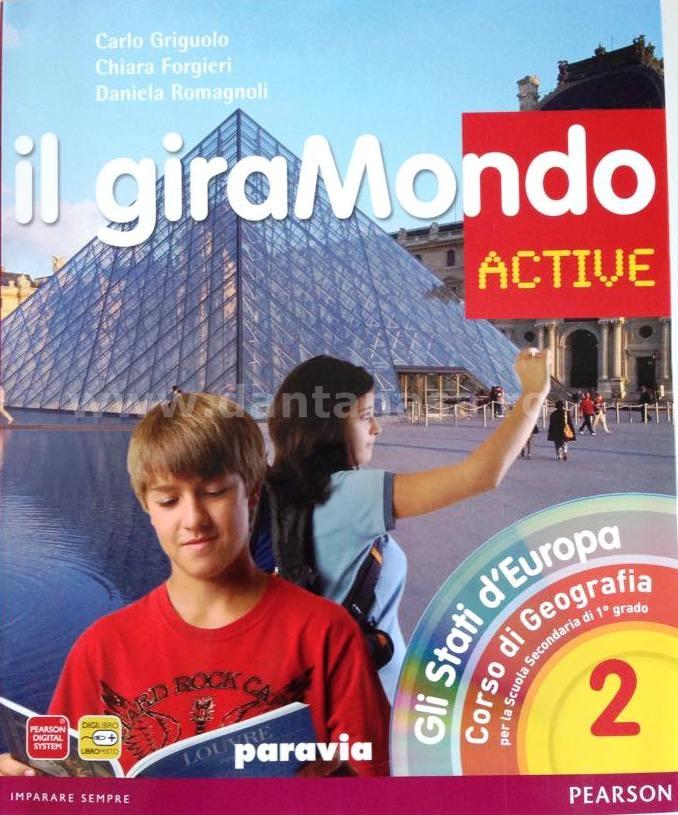 manual georgrafie gimnaziu italia