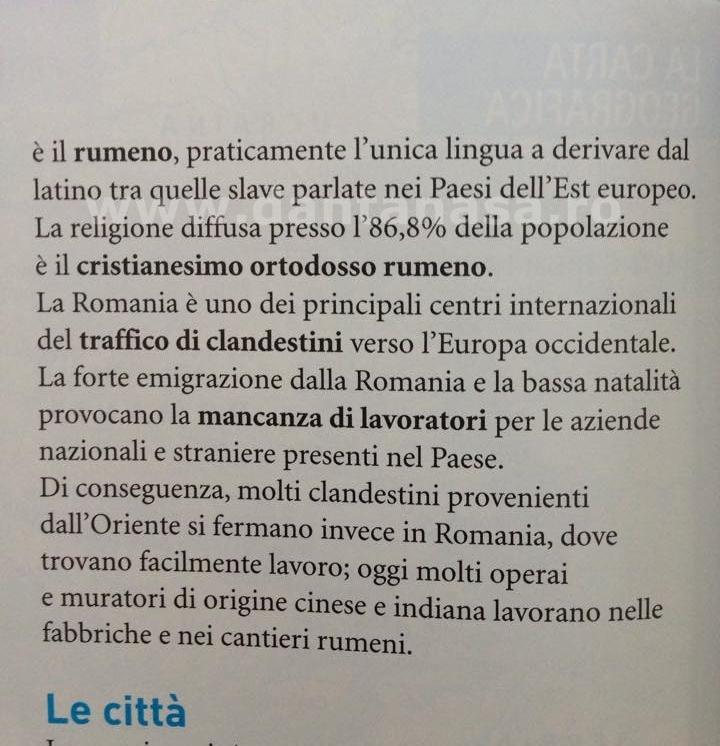 romania in manual geografie gimnaziu italia unguri indepedenta prima limba oficiala
