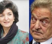 Sandra Pralong George Soros