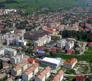 municipiul toplita