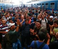 refugiați în germania