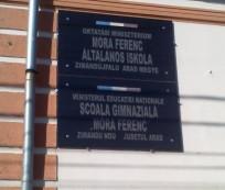 scoala gimnaziala Zimandul Nou