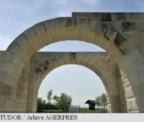 Mureș Arheologii au scos la lumină termele Castrului Roman de la Călugăreni