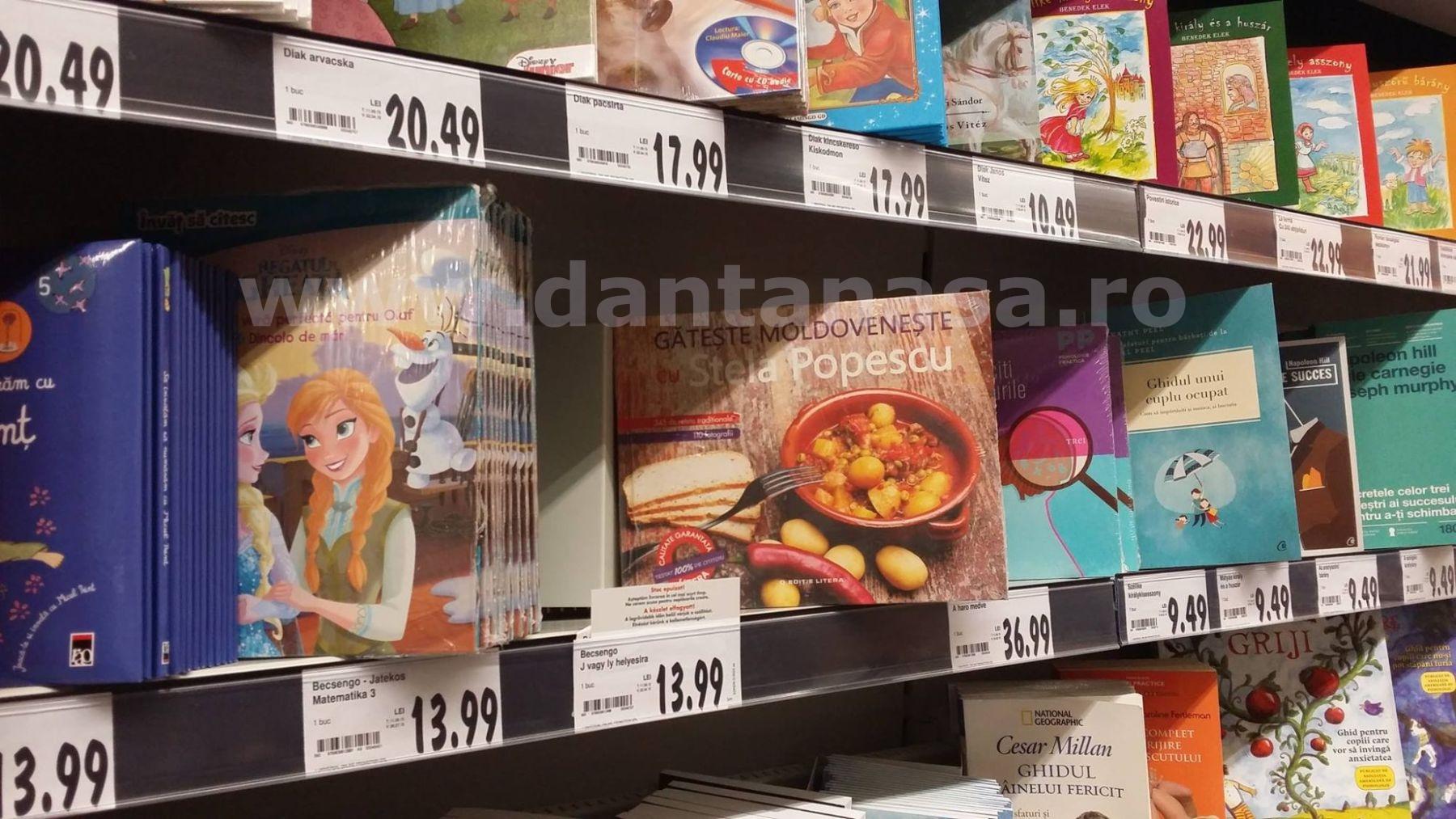 Kaufland tg secuiesc etichete lb maghiara decembrie 2015