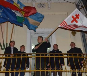 arborare-drapelul-Partium-Oradea-bihoreanul-11-decembrie-2015