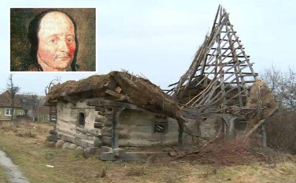 Casa lui Horea, lasata in paragina