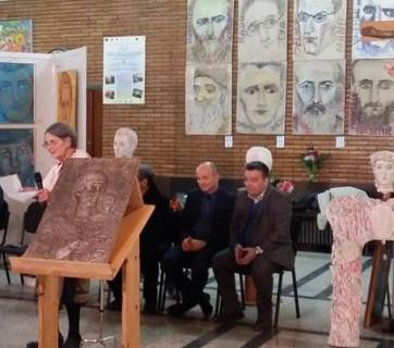 Martiri-cenzurati-la-expozitia-Silviei-Radu-de-la-Politehnica-feb-2015