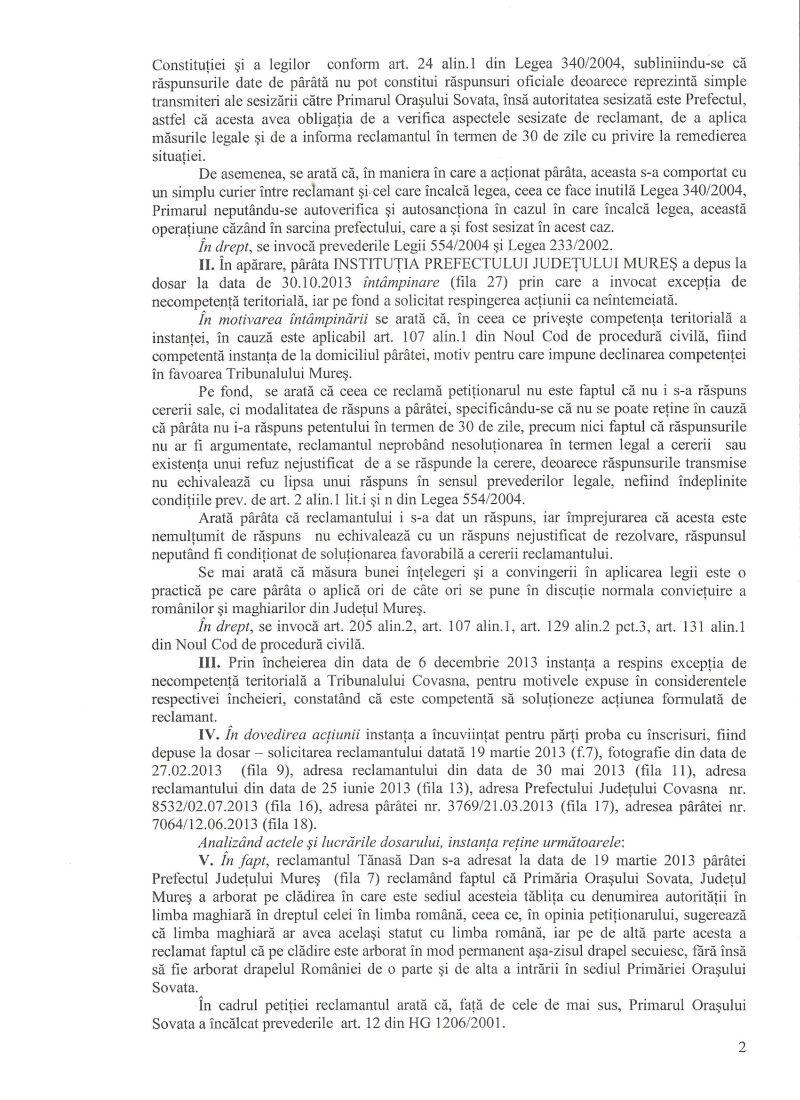 sentinta tribunal prefect mures primar sovata 2
