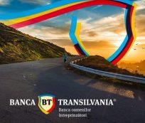 banca transilvania tricolor