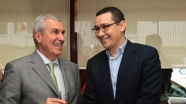Călin Popescu Tăriceanu este prima opțiune pentru postul de premier a